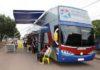 """O """"Ônibus da Saúde"""" estará estacionado na Rua Helena Alves Sobrinho, 2157, esquina com Rua Major Pedro Henrique Cavalcante – Foto: Assessoria"""