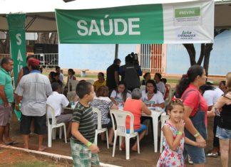 Última edição do ano foi realizada neste sábado, 18, no Módulo Esportivo Wilfrides Alves Martins, em Aparecida do Taboado - Assessoria