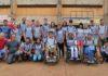 Delegação douradense embarcou às 13 horas deste domingo para a se juntar a seleção do MS na capital – Foto: Waldemar Gonçalves - Russo