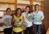 Livros arrecadados foram entregues para o Centro Educacional Infantil Vó Inez, localizado no Bairro Aero Rancho - Divulgação