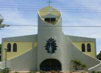 Festa da Padroeira acontecerá entre os dias 24 e 27 de novembro - Divulgação