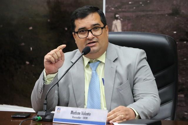 Madson apoia a eleição de diretores pela comunidade escolar - Divulgação