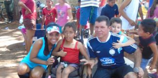 Olavo Sul apoia evento no distrito de Vila Vargas - Divulgação