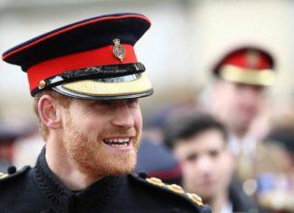 Harry, de 33 anos, é o filho mais novo da princesa Diana e do príncipe Charles – Foto: EPA