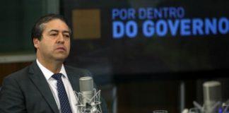Ministro do Trabalho, Ronaldo Nogueira, concede entrevista ao programa Por Dentro do Governo, da TV NBR – Foto: José Cruz/Agência Brasil