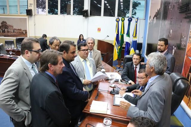 O projeto foi aprovado pelos vereadores - Foto: Thiago Morais