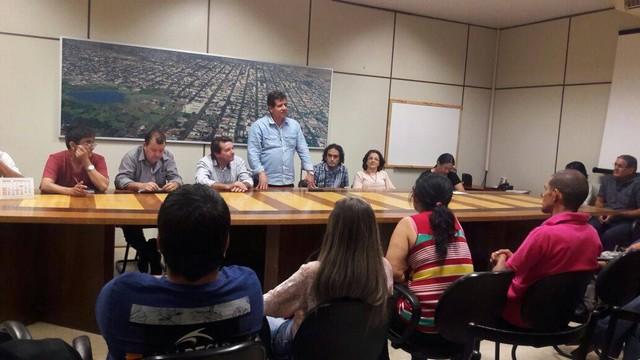 Silas Zanata solicitou apresentação de Almir Sater ao secretário de Estado de Cultura e Cidadania, Athayde Nery, e foi atendido - Divulgação