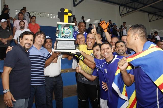 Campo Grande leva a 14ª Copa Assomasul de futebol - Foto: Edson Ribeiro