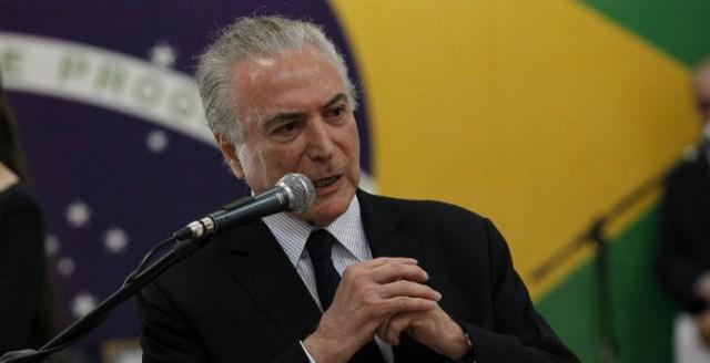 Presidente participou de cerimônia de outorga do título de cidadão ituano ao advogado José Eduardo Bandeira de Mello - Foto: Marcos Corrêa/PR