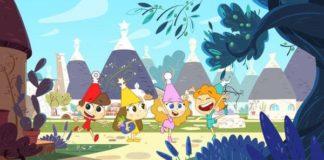 Animação já pode ser assistida no Brasil, na rede Globo – Foto: Ansa