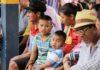 Moradores da Reserva Indígena de Dourados, durante ação Ebserh Solidária, realizada neta sexta-feira, 10 - Assessoria