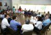 Prefeita Délia reuniu classe política para discutir meios de implantar uma unidade do Hospital do Câncer de Barretos no município de Dourados - Foto: A. Frota