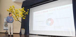 """Ciclo de apresentações do projeto """"Sistemas Fotovoltaicos"""" foi encerrado na noite de ontem, 31, no auditório do Sebrae/MS - Divulgação"""