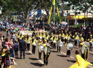 Festival de bandas e fanfarras de Dourados será dia 11 de dezembro, na Praça Antônio João - Arquivo/Assecom