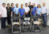 Grupo esteve no HU-UFGD na tarde desta quarta-feira, 29 - Divulgação
