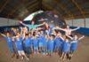 Alunos da escola Perequeté, em Itahum, vislumbrados com o Planetário - Foto: A. Frota