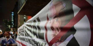 Protesto contra a reforma da Previdência em São Paulo (SP) - Foto: EPA