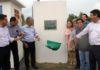 Governador descerra placa de inauguração em evento que contou com a presença de várias autoridades - Assessoria