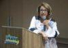 Professora Terezinha Bazé de Lima destaca sobre o Dia da Consciência Negra durante Seminário na UNIGRAN – Divulgação Unigran