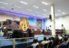 Vereadores durante sessão ordinária - Foto: Thiago Morais