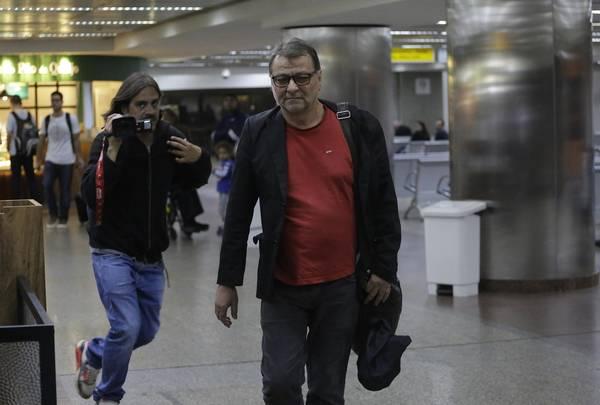 Italiano foi denunciado após prisão em Corumbá – Foto: EPA