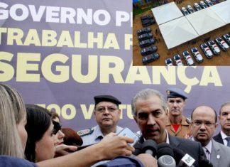 Foram investidos mais de R$ 4,7 milhões na aquisição dos veículos(foto no destaque), que ocorreu por meio do programa MS Mais Seguro - Foto: Chico Ribeiro