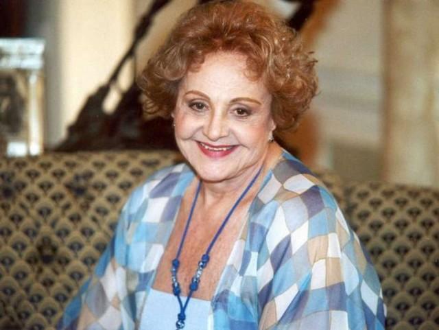 Portadora de Mal de Parkinson, Eva Todor, aos 98 anos, não resistiu às consequências de uma pneumonia - Foto: Divulgação, TV Globo/Purepeople
