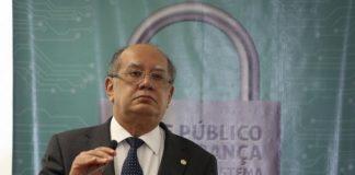 """Gilmar Mendes afirmou que """"não há motivo"""" para preocupação com as falhas detectadas – Foto: José Cruz/Agência Brasil"""