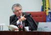 Segundo o ministro Marco Aurélio de Mello, a denúncia ficou restrita à corrupção passiva em coautoria – Divulgação STF