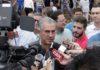 Governador durante entrevista coletiva à imprensa nesta quarta-feira, 27 – Foto: Chico Ribeiro