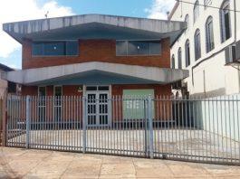 Imóvel do Sesi/MS, em Campo Grande. Leilão presencial será nesta sexta-feira - Foto: Claudia Aude Leite
