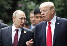 Líder russo telefonou para o magnata republicano – Foto: Ansa