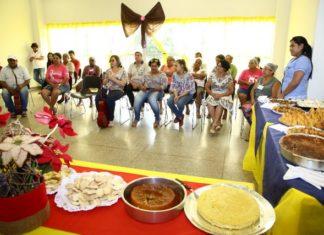 Curso de culinária aconteceu no Cras da Praça da Juventude por meio da prefeitura e parceiros - Foto: A. Frota