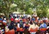 Solenidade de entrega de insumos na região do Gassu aconteceu na manhã de sábado - Foto: A. Frota
