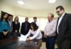 Prefeita Délia Razuk sancionou lei que declara Associação de Novos Advogados de utilidade pública municipal – Foto: A. Frota