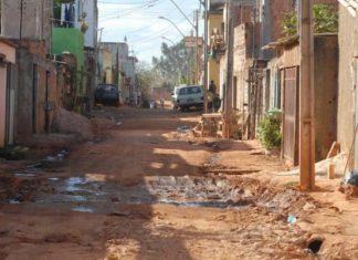 Pesquisa diz que o maior índice de pobreza se dá na Região Nordeste, afetando 43,5% da população – Foto: Marcelo Casal/Agência Brasil