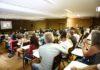 Dezenas de servidores da prefeitura participaram do treinamento com foco no atendimento ao público – Foto: A. Frota