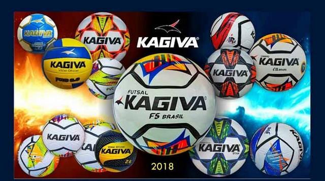 5dfad8e1d4f36 Kagiva  Bola a Copa Mirim João Ângelo Rocha terá de sobra!