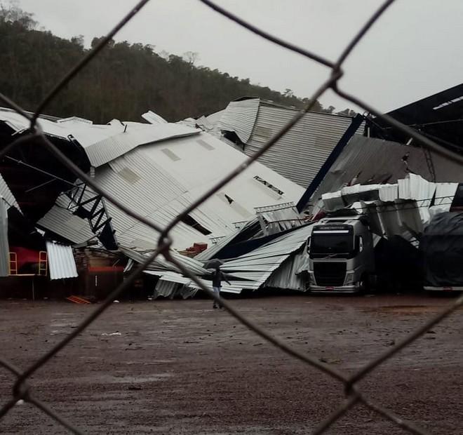 Ciclone bomba', após deixar mortos no Sul, provoca ventania hoje ...