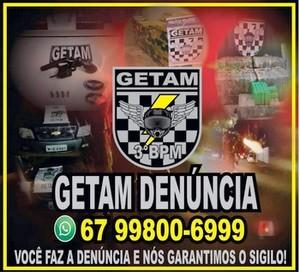 GETAM DOURADOS